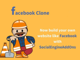 How to make your own Community Website similar to Facebook