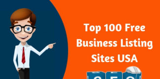 Top 100 Free Business Listing Sites USA
