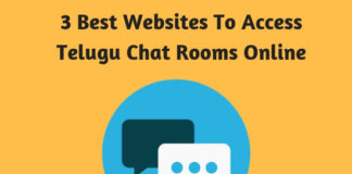 3 Best Websites To Access Telugu Chat Rooms Online