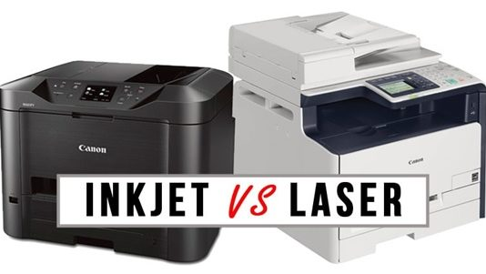 Inkjet Vs Laser Which Is Right for Your Business