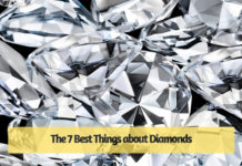 The 7 Best Things about Diamonds
