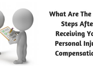 What Are The Next Steps After Receiving Your Personal Injury Compensation