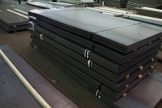 A Brief Guide to understand Alloy Steel Plates A387
