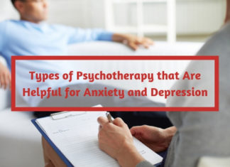 Types of Psychotherapy That Are Helpful for Anxiety and Depression