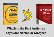 Which is the best antivirus software Norton or McAfee