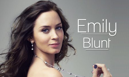 Radiant and Sensual: Emily Blunt