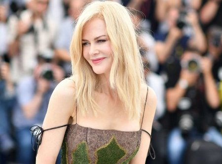 The Stylish Icon: Nicole Kidman