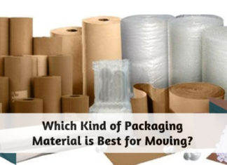 Which Kind of Packaging Material is Best for Moving