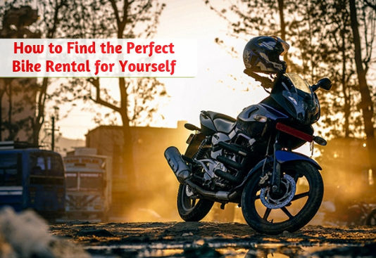 How to Find the Perfect Bike Rental for Yourself