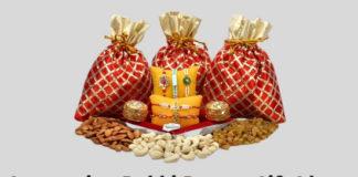 Interesting Rakhi Return Gift Ideas for Your Loving Sister