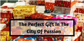 The Perfect Gift In The City Of Passion
