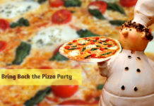 Bring Back the Pizza Party