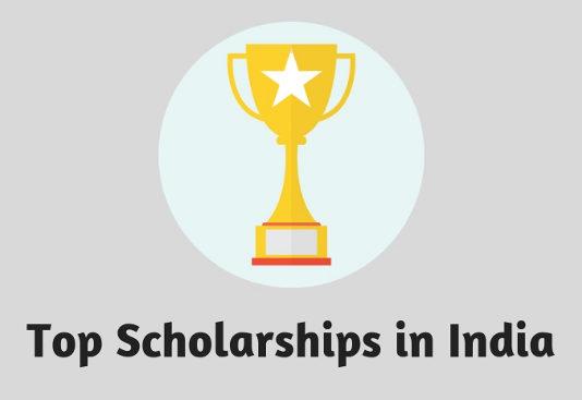 Top Scholarships in India