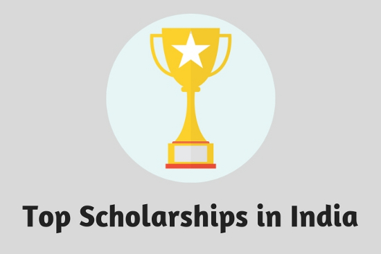 Top Scholarships in India