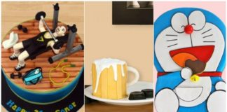 10 Kinds of Theme Cakes to Make Your Party More Lit