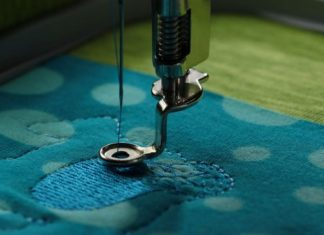 A Modern Approach to Embroidery