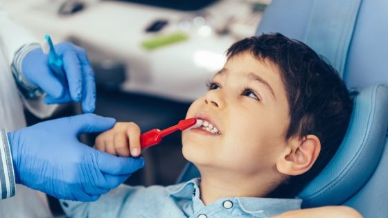 7 Dental Care Tips For Children