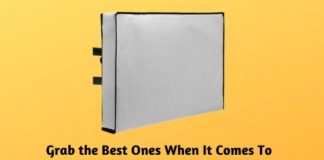 Grab the Best Ones When It Comes To Outside TV Covers for Better Results