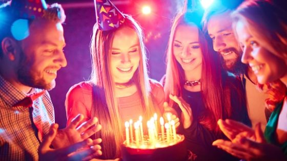 5 Unique 18th Birthday Party Ideas