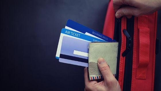Prepare travel documents