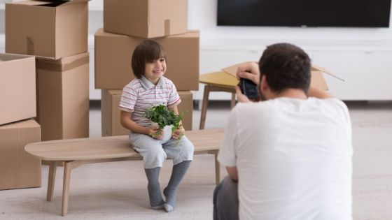 How To Dress Your Kid For a Photoshoot