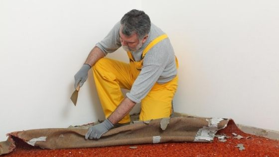 How Can Old Carpet Removal Service Enhance Your Surroundings