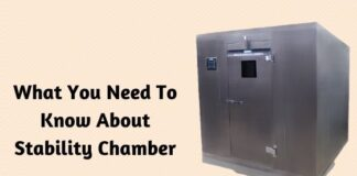 What You Need To Know About Stability Chamber