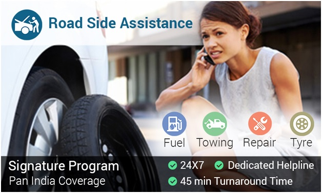 In Which Situation Car Roadside Assistance Can Help You