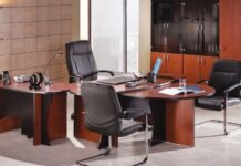 3 Common Office Furniture and Their Purposes