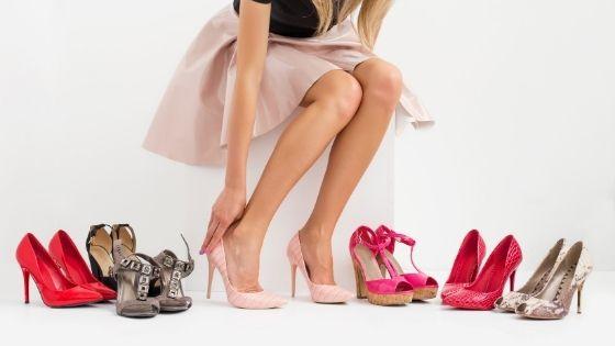 Evolution of Shoes