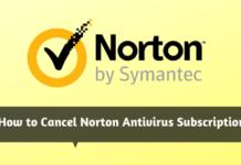 How to Cancel Norton Antivirus Subscription?