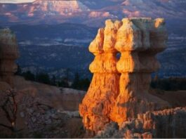 Best Place for Sunrise Bryce Canyon