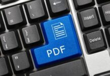 PDFBear: The Most Efficient Tool for Adding Page Numbers to a PDF