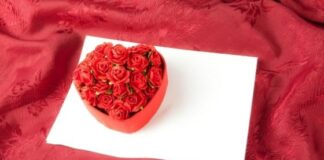 Show Her You Love Her With Boxed Roses