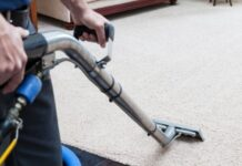 3 Reasons Why Carpet Steam Cleaning Is Best for Offices