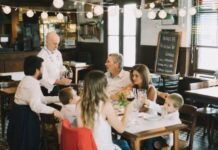 Eating Out As a Family Group is the New Normal