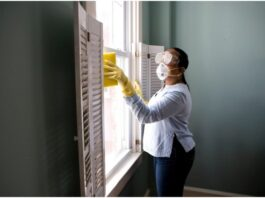Spring Is At Our Doors - 5 Tricks To Have Sparkling Windows