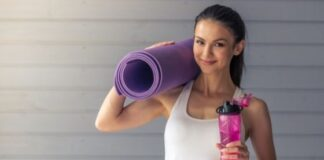 A Listing Of Exercises That Can Be Done Easily Using Just The Yoga Mat