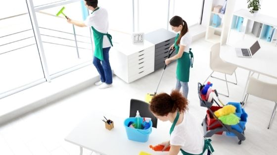 How to Find the Best Commercial Cleaning Service Online