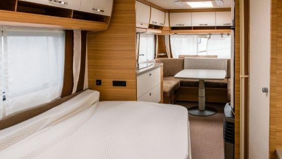 Interior Design Ideas For Your Camper Van