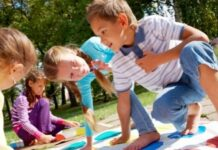 How Can you Engage Children in Effective Outdoor Play