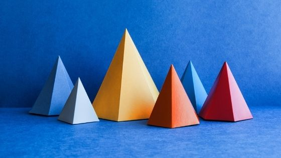 What Are the Very Basic Properties of the Tetrahedron Shape