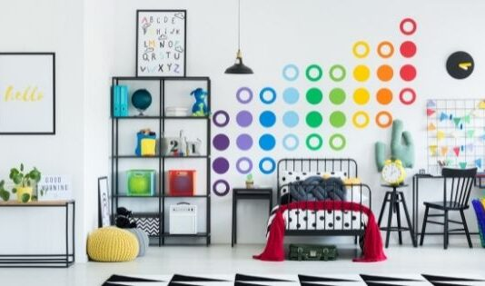 5 Kids Room Decor Ideas That Never Get Old