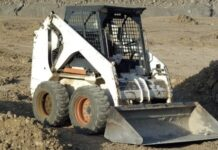 Application of Mini Skid Steer Attachments