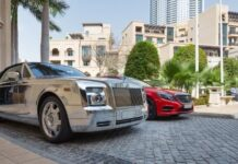 Celebrate Any Event or Anniversary by Renting a Luxury Car